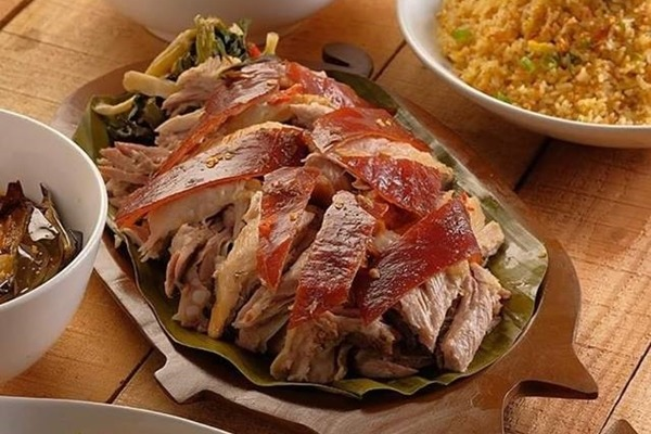 holiday dishes in metro manila