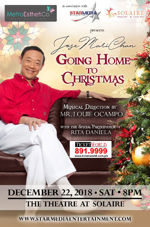Jose Mari Chan Going Home for Christmas