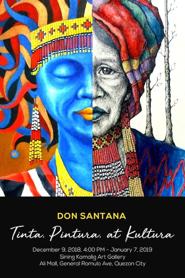 Don Lumad Snatana Poster