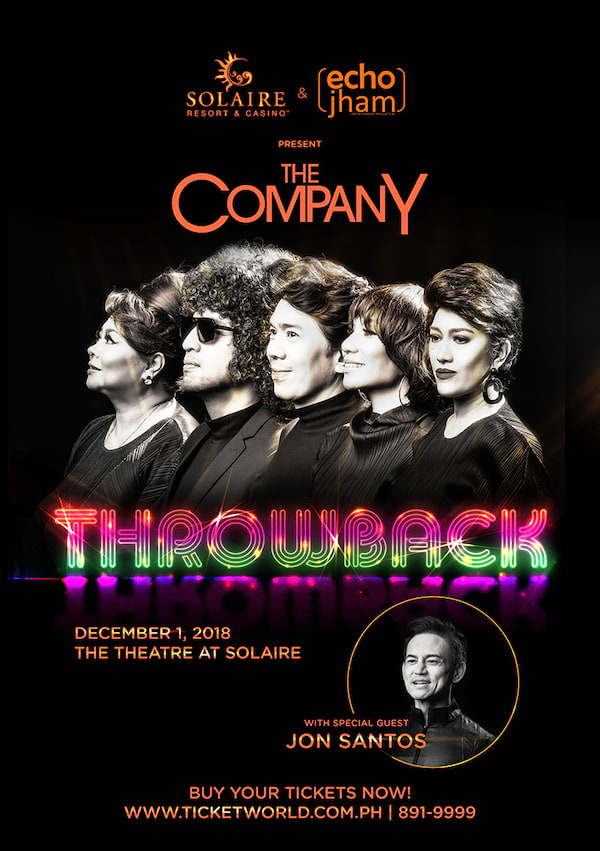 The Company Throwback