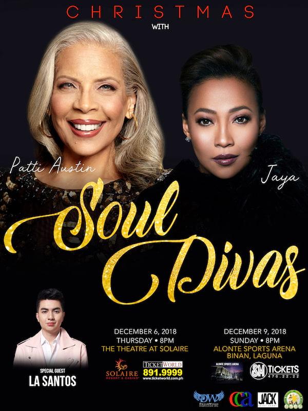 Christmas with Soul Divas