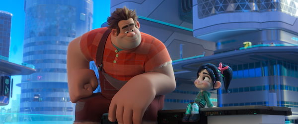 Ralph Breaks the Internet | ClickTheCity Movies
