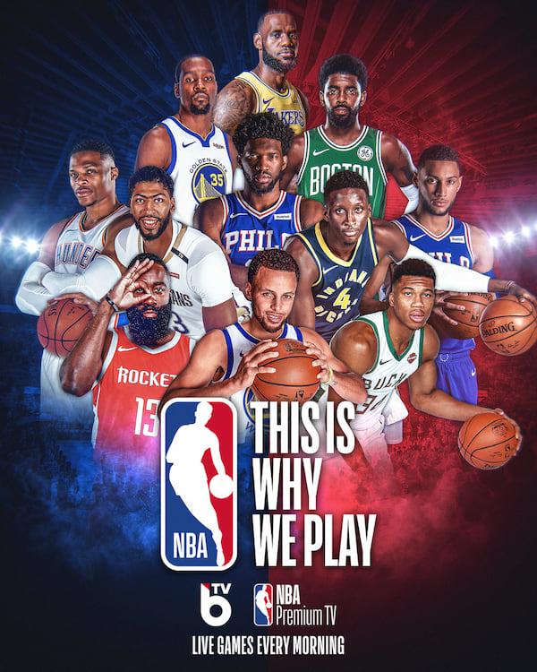 SolarTV on NBA