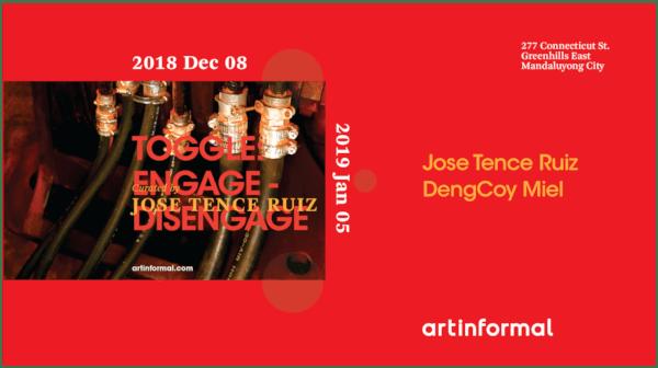 Toggle: Engage Disengage