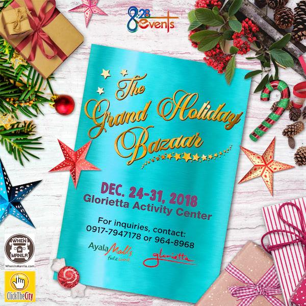 The Grand Holiday Bazaar