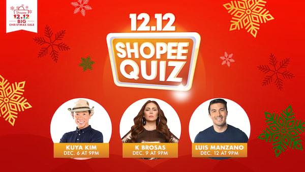 Shopee Quiz