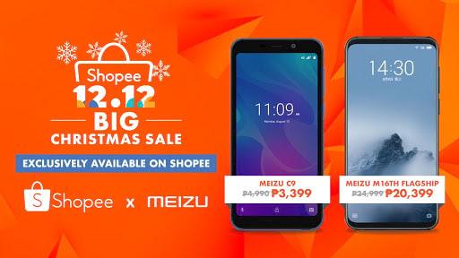 Shopee Meizu's Smartphone