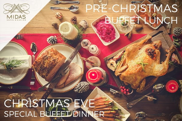 Astounding Christmas 2018 Hotel Dining Deals To Check Out In Metro Download Free Architecture Designs Itiscsunscenecom
