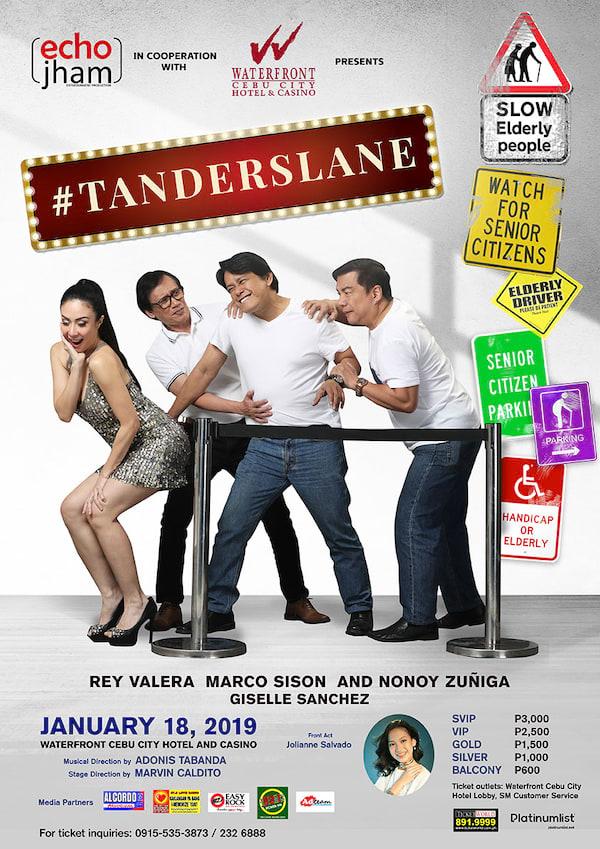 #Tanderslane