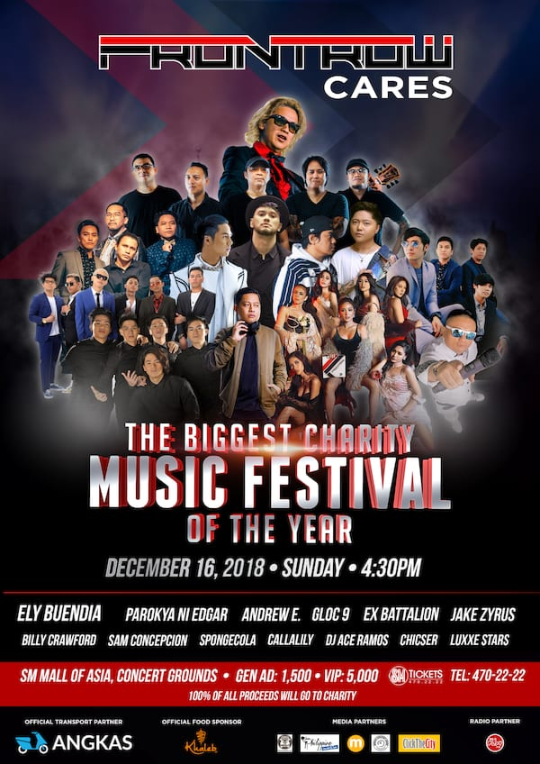 The biggest Music Festival Of The Year