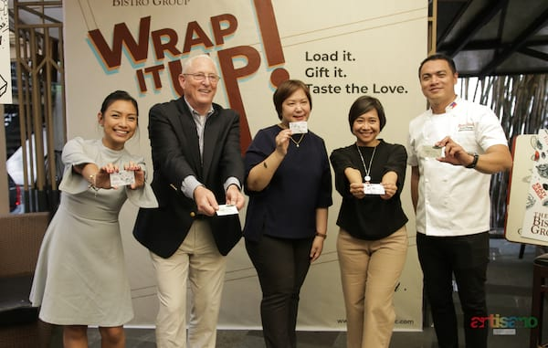 Bistro Gift Card Launch