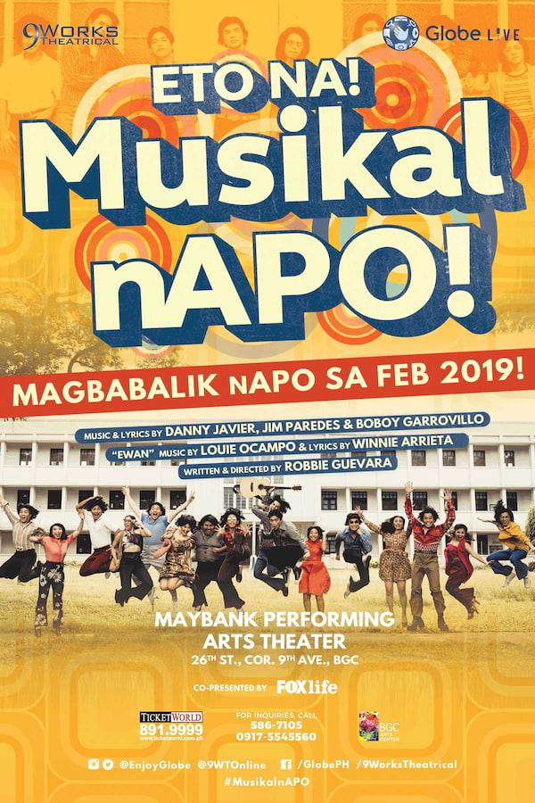 Eto Na Musikal Napo!