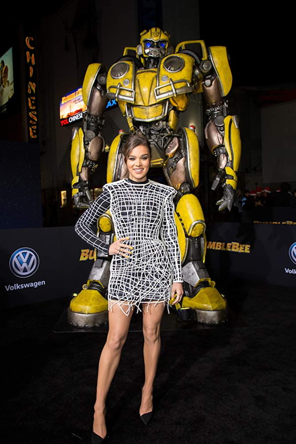 Hailee Steinfeld Profile | ClickTheCity Movies
