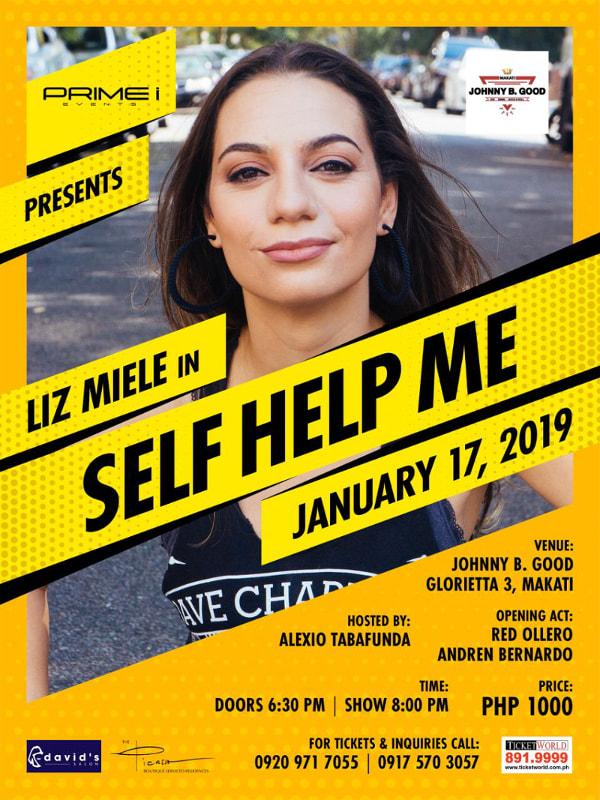 Liz Miele Final Poster