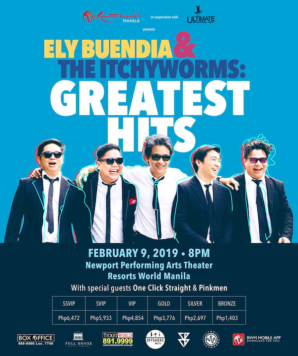Ely Buendia & The Itchyworms