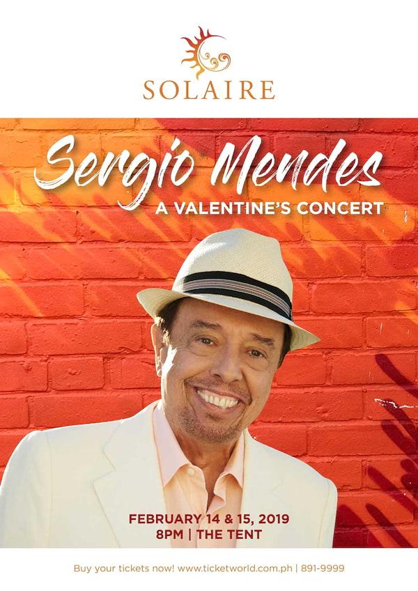 Sergio Mendes: A Valentine Concert