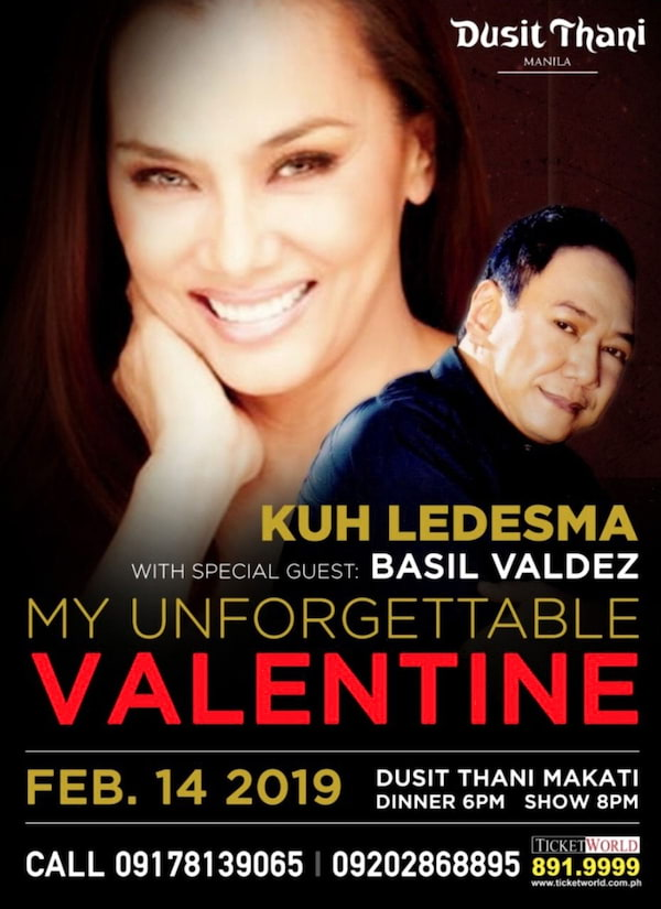 Ku Ledesma: My Unforgettable Valentine