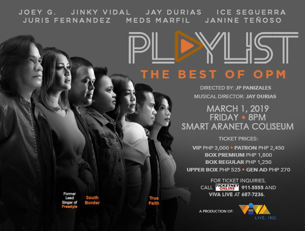 Playlist: Best Of OPM
