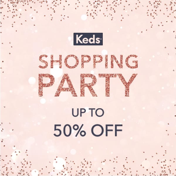 Keds Shopping Party