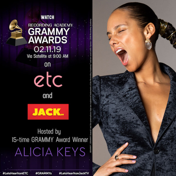 Alicia Keys on Grammys