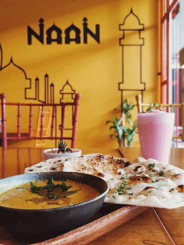 Naan (Kapitolyo, Pasig, Metro Manila - indian restaurant