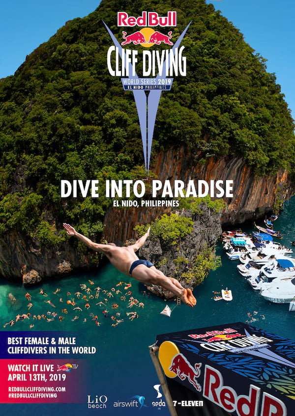 2019 Red Bull Cliff Diving World Series