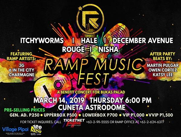 RAMP Music Fest