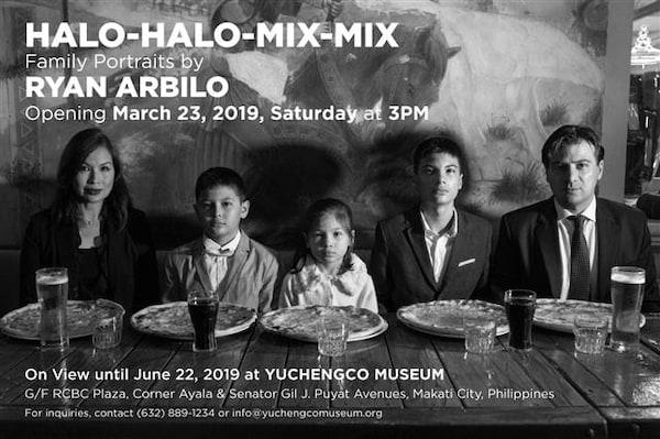 Halo Halo, Mix-Mix