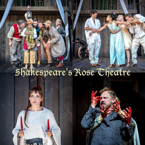Shakespear Rose