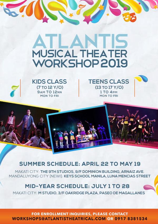 Atlantis Musical Workshop