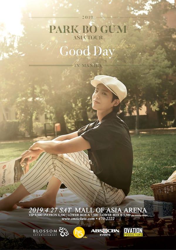 Park Bo Gum Concert