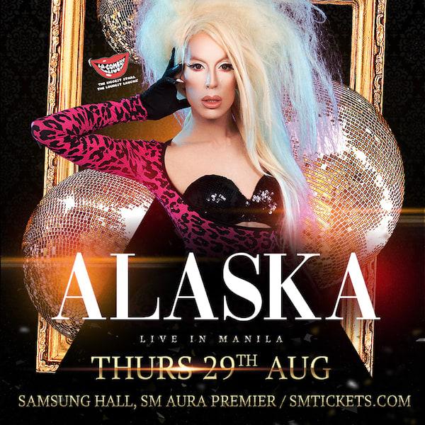 Alaska 5000 Live in Manila