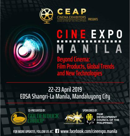 Cine Expo Manila 2019