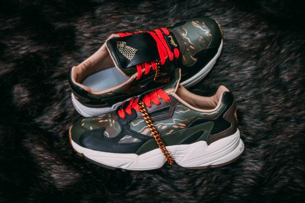 GAME OF THRONES x SBTG sneakers