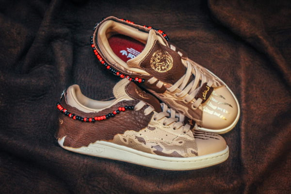 GAME OF THRONES x SBTG sneakers