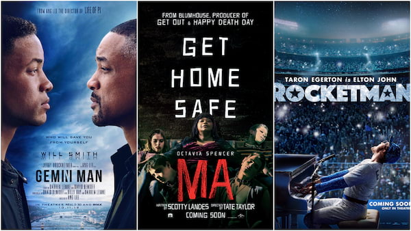 Check Out the Newest Posters for 'Gemini Man,' 'Ma' and