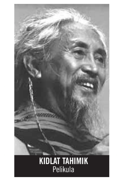 Kidlat Tahimik National Artist Awards