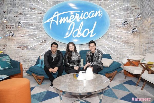 American Idol LAINE HARDY