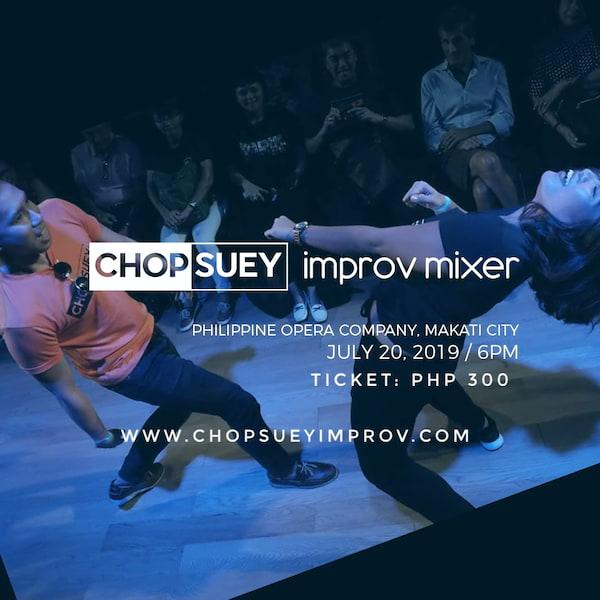 Chupsuey Improv Mixer
