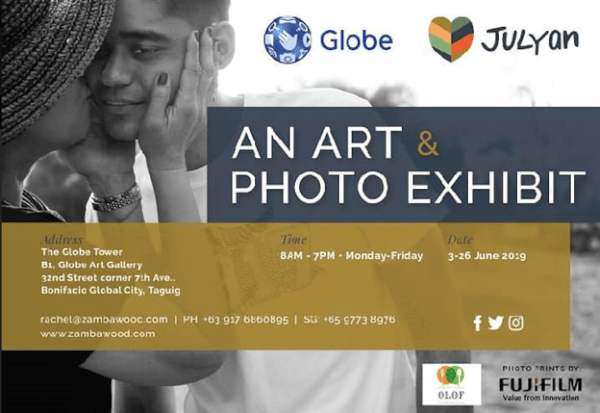 An Art Photo Exhibit