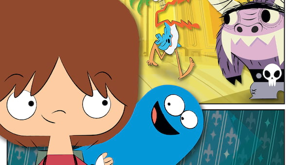 Foster Home For Imaginary Friend