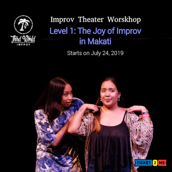 Improv Workshop Level 1