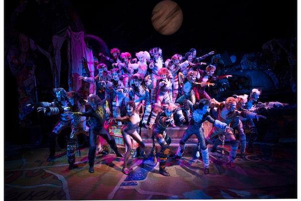 The Musical \u0027Cats\u0027 Reveals Cast for Manila Season