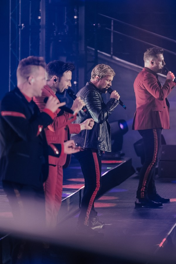 Here's What You Missed at Westlife's 20th Anniversary