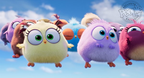 Voices Behind Adorable Hatchlings In Angry Birds Movie 2 Unveiled Clickthecity