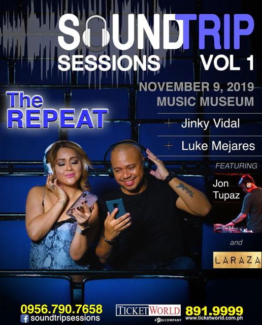 Soundtrip Session The Repeat