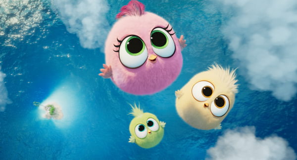 The Angry Birds Movie 2 Puts Hatchlings On A Mission Clickthecity