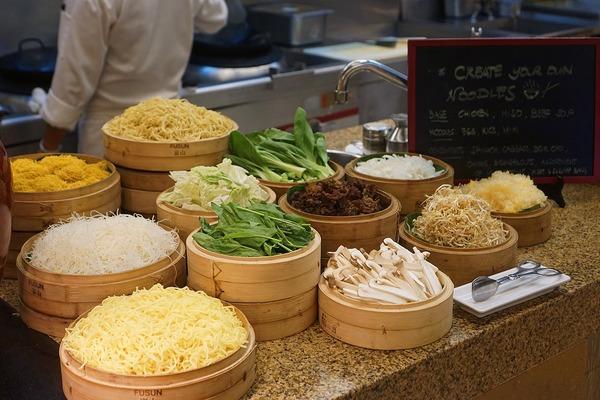 Slay The Buffet Market Cafe New World Manila Bay Hotel ClickTheCity