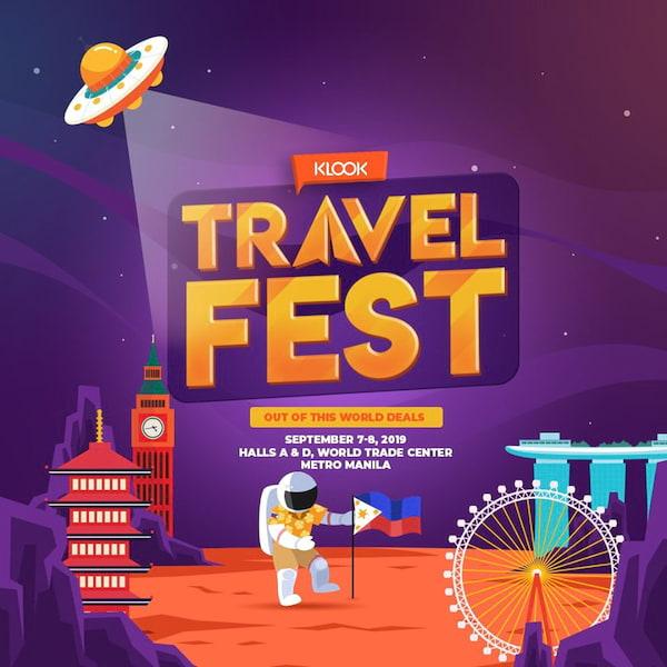 Klook Travel Fest 2019