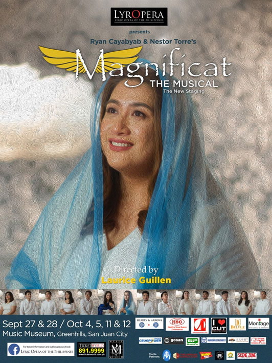 Magnificat The Musical
